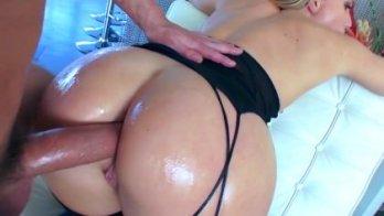 Классное анальное порно от студии Браззерс